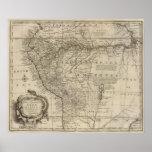 El Amazonas en Perú Póster