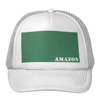 El Amazonas Gorros Bordados