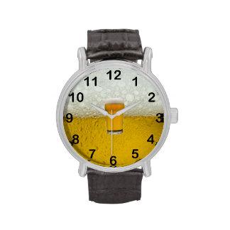 """El ámbar del oro """"el tiempo es el en punto"""" 2 de relojes"""