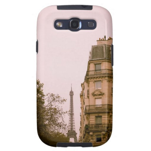El ambiente de señora Beckons Samsung Galaxy S3 Samsung Galaxy SIII Funda