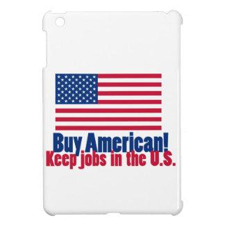 El americano de la compra mantiene trabajos los E iPad Mini Protector