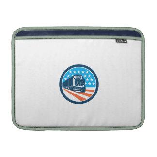 El americano diesel del tren protagoniza las rayas fundas MacBook