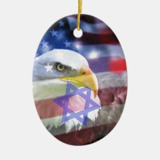 El americano judío adorno para reyes