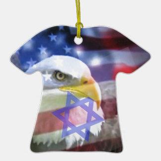 El americano judío adorno