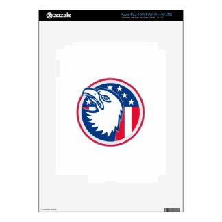 el americano principal del águila protagoniza la b pegatina skin para iPad 3