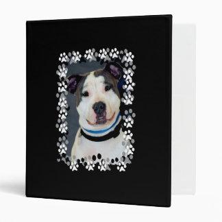 El americano Staffordshire Terrier-Es foto del per