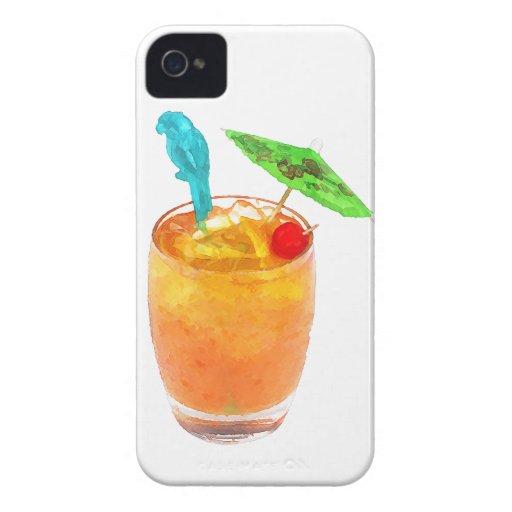 El AMI Tai uno encendido Case-Mate iPhone 4 Cárcasa