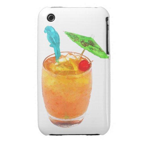 El AMI Tai uno encendido Case-Mate iPhone 3 Funda