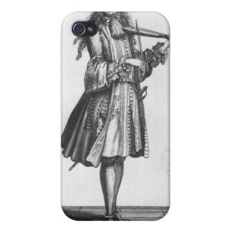 El amo de baile iPhone 4/4S carcasas