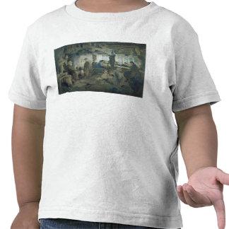 El amo estricto de la escuela 1868 camisetas