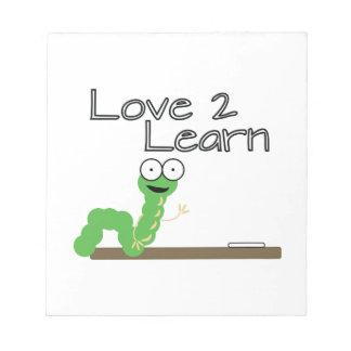 El amor 2 aprende blocs