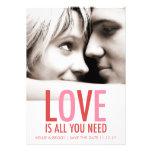 El amor 311 es todo lo que usted necesita reserva  comunicados personalizados