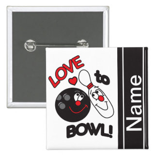 El amor a rodar el | personaliza pin cuadrada 5 cm