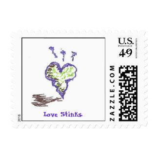El amor apesta el sello