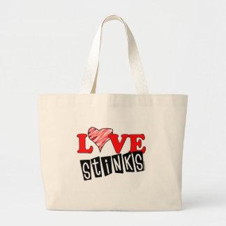 El amor apesta la bolsa de asas