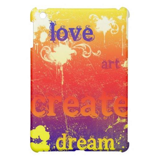 El amor, arte, crea, soña - el caso del iPad (vers