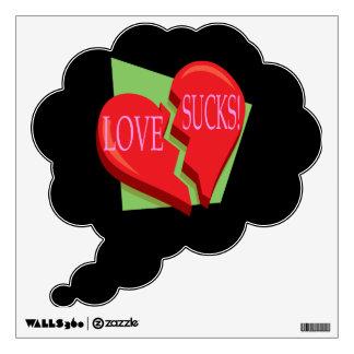 El amor chupa