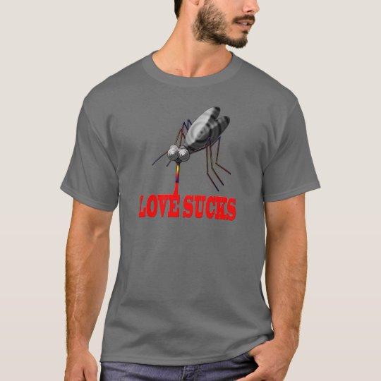 El amor chupa las camisetas y los regalos