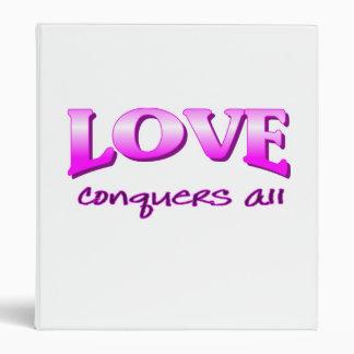 """El amor conquista todo el decir cristiano carpeta 1"""""""