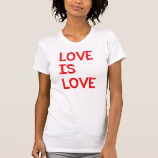 El amor correcto humanos de la igualdad del remeras