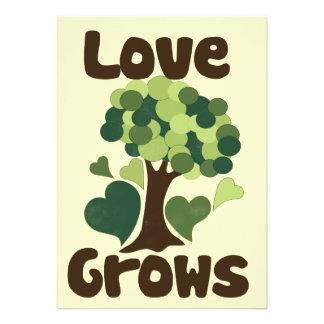 El amor crece