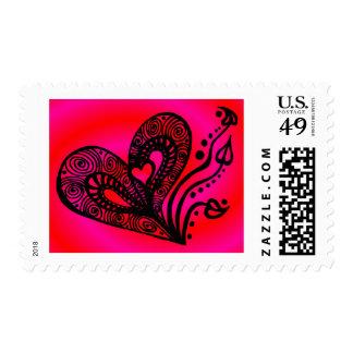 El amor crece 2 sellos