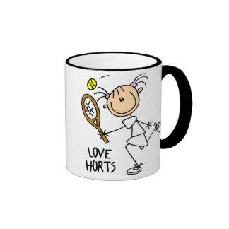 El amor daña la taza