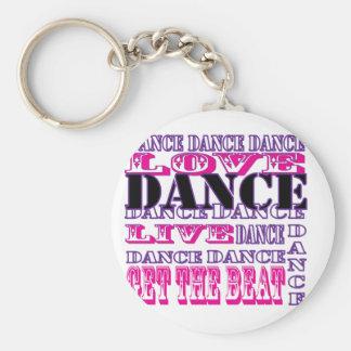 El amor de la danza vivo consigue a chicas del gol llaveros