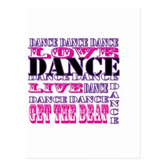 El amor de la danza vivo consigue a chicas del gol postal