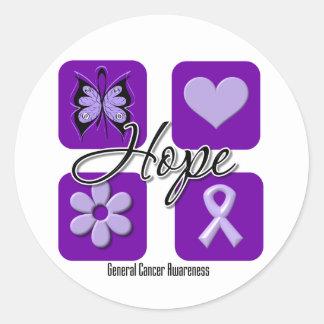 El amor de la esperanza inspira al cáncer de la