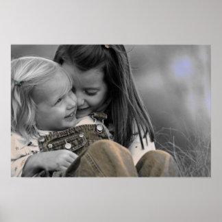 El amor de la hermana impresiones