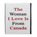 El amor de la mujer I es de Canadá