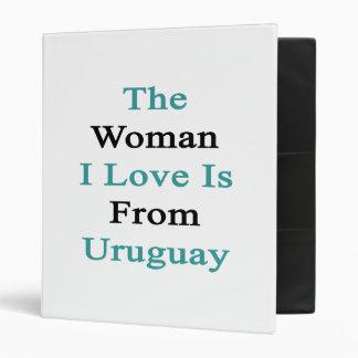 El amor de la mujer I es de Uruguay