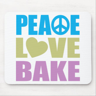 El amor de la paz cuece tapetes de ratones