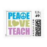 El amor de la paz enseña envio