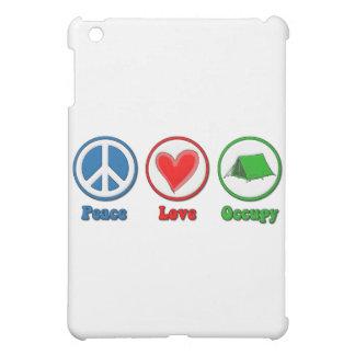 El amor de la paz ocupa