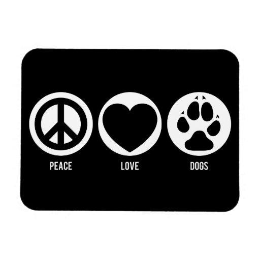 El amor de la paz persigue el imán superior de Fle