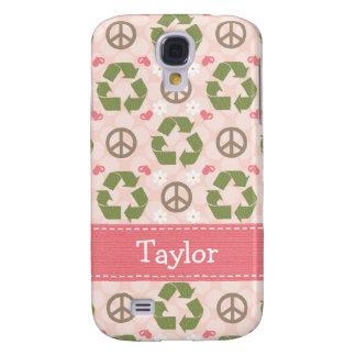 El amor de la paz recicla