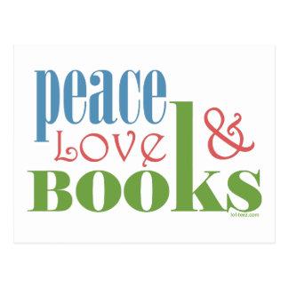 El amor de la paz reserva II Postal