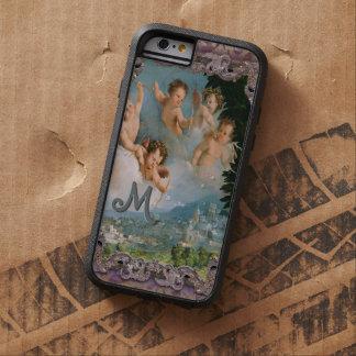 El amor de la querube vierte sobre la ciudad dura funda de iPhone 6 tough xtreme