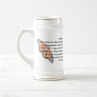 El amor de la taza de Cristo