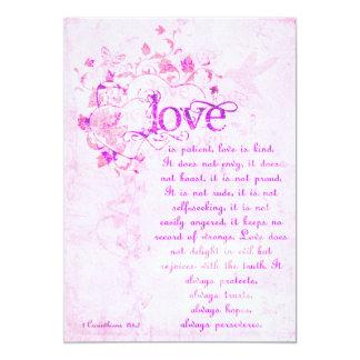 El amor de los Corinthians del KRW es: Rosa de la Comunicado Personal