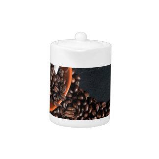El amor de los granos de café