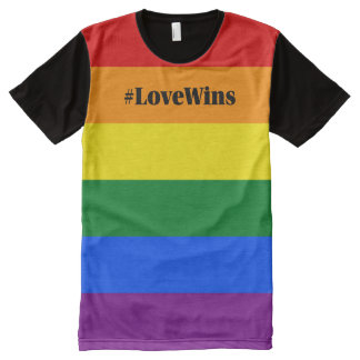 El amor de los #LoveWins gana igualdad de la boda
