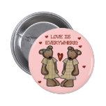 El amor de los osos está por todas partes las cami pin
