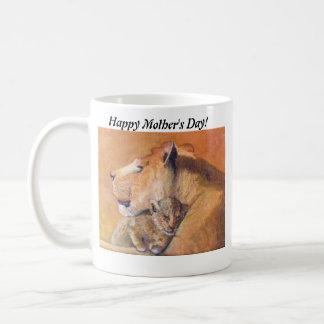 El amor de madre tazas