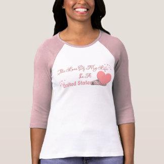 El amor de mi vida es una camiseta del soldado