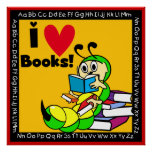 El amor del gusano de libro I reserva el poster
