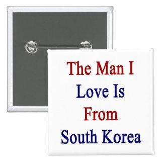El amor del hombre I es de Corea del Sur