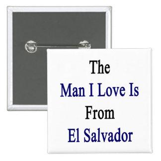 El amor del hombre I es de El Salvador Pins